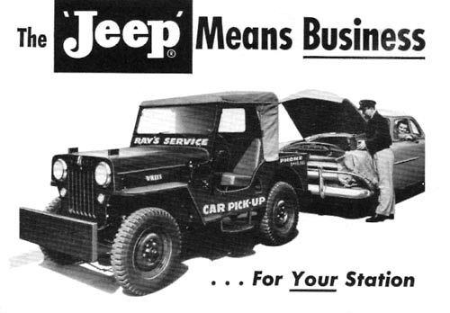 Jeep Means Business