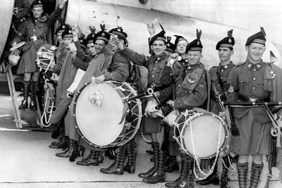 32 Btn pipe band