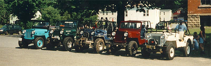Willys Run 1999