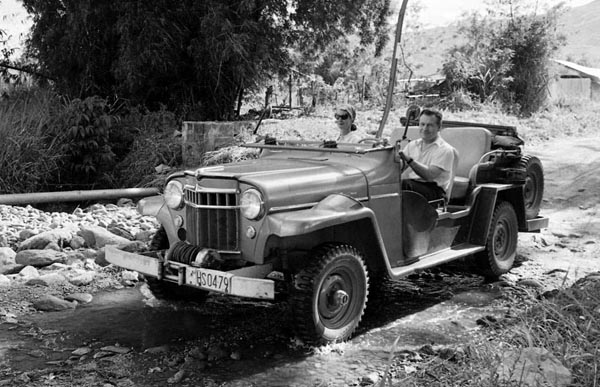 Willys 6-226
