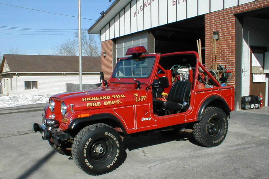 Highland Township CJ-7
