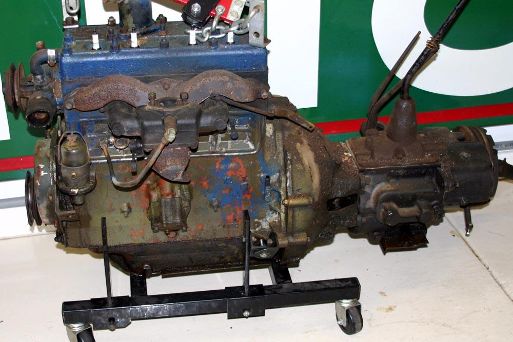 correct Hurricane motor Jeep Hurricane Engine