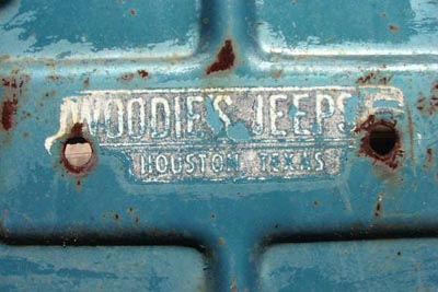 Woodie's Jeeps