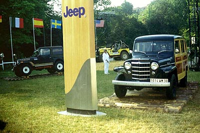 Camp Jeep Europe