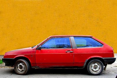 Lada photo by Tuercasino at Flickr