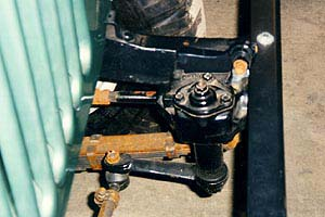 Saginaw steering box