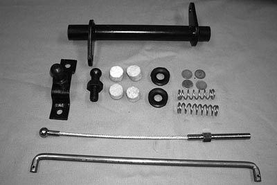 Clutch linkage kit