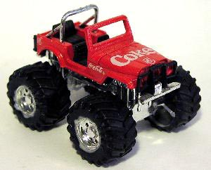 Hartoy Coke CJ Jeep