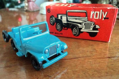 Roly Jeep Willys