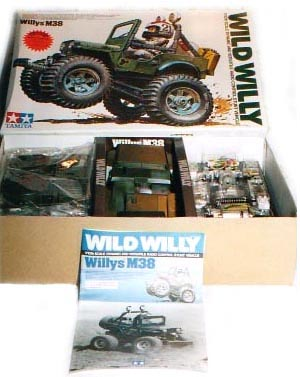 Wild Willy Kit
