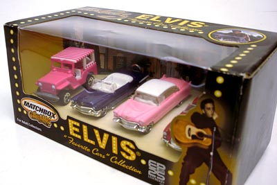 Elvis Favorites