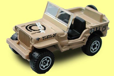 Jeep Willys 2010