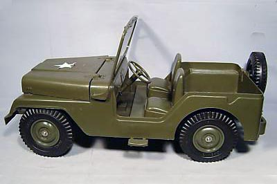 Stony Smith Jeep