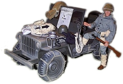 GI Joe SOTW Jeep