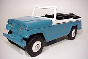 Customized Jeepster