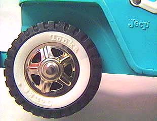 Tonka Wheel