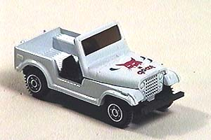 Tootsietoy Hard Body CJ-7