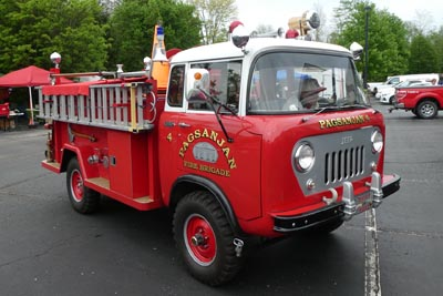 Valley Fire Truck