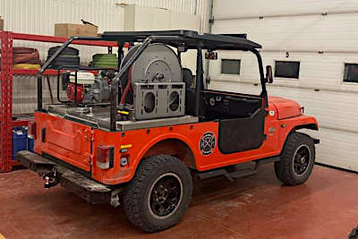 ROPS modified