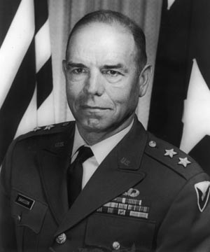 Major General H.G. Davisson, 1967