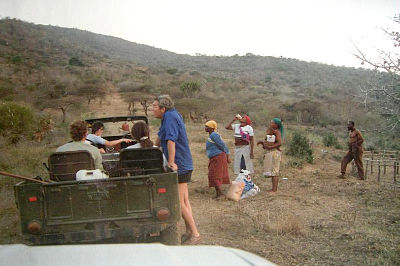 Typical Zululand scenery