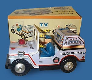 Tin Police Captain
